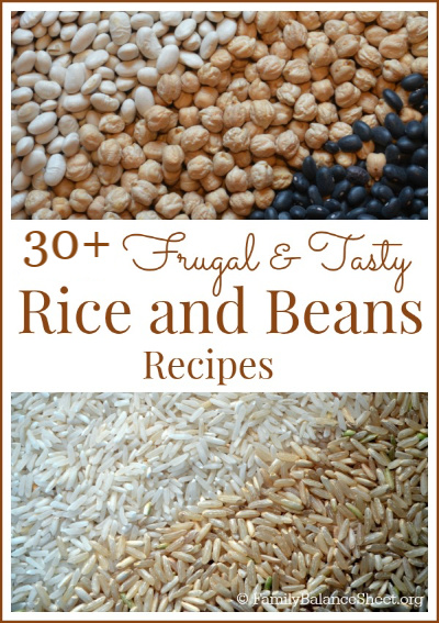 rice and beans recipes