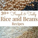30+ Frugal & Tasty Rice and Beans Recipes