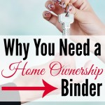 Why You Need a Home Ownership Binder
