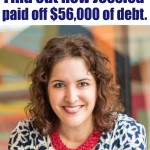 Find out how Jessica paid off $56,000 of student loans, credit cards, and a car loan.