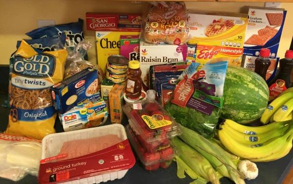 Grocery Shopping week 2