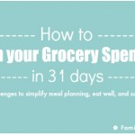31 Days to Slash Your Grocery Spending: Day 1
