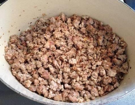 batch browning sausage 3