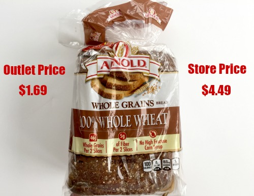 grocery outlet bread prices 1