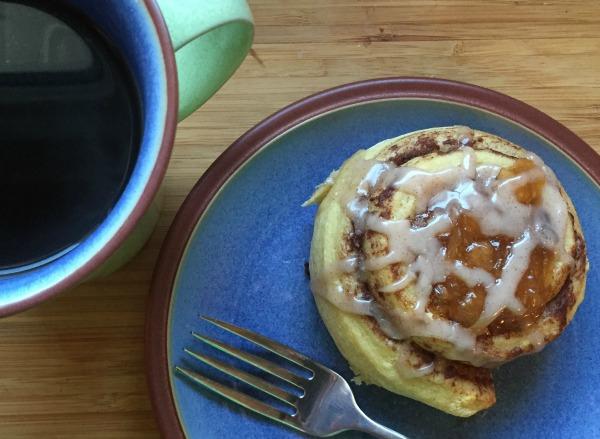 Honeycrisp Apple Inspired Sweet rolls 2