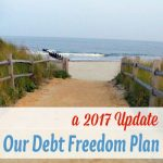 Our 2017 Debt Freedom Plan Update