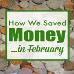 How We Saved in February 2017