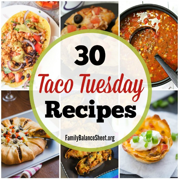 Taco Tuesday Recipes
