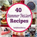 40 Summer Dessert Recipes