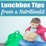 Healthy Lunchbox Tips from a Nutritionist