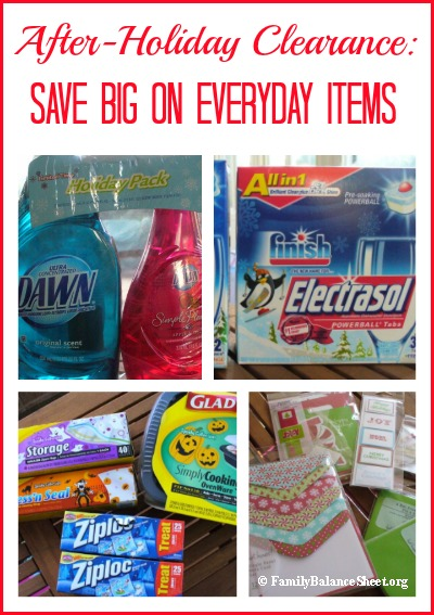 Tips for After Holiday Clearance Shopping