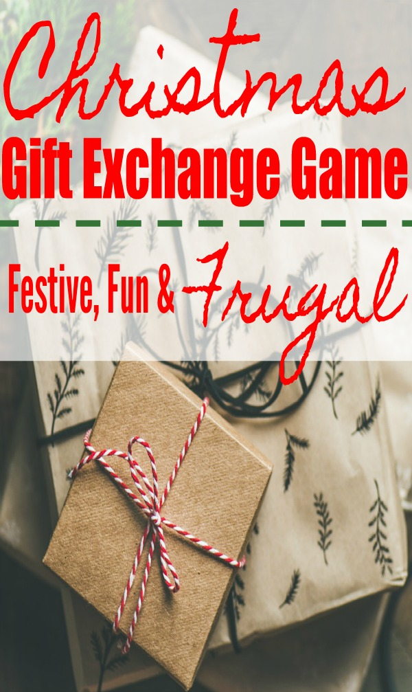 The Christmas Gift Exchange Game