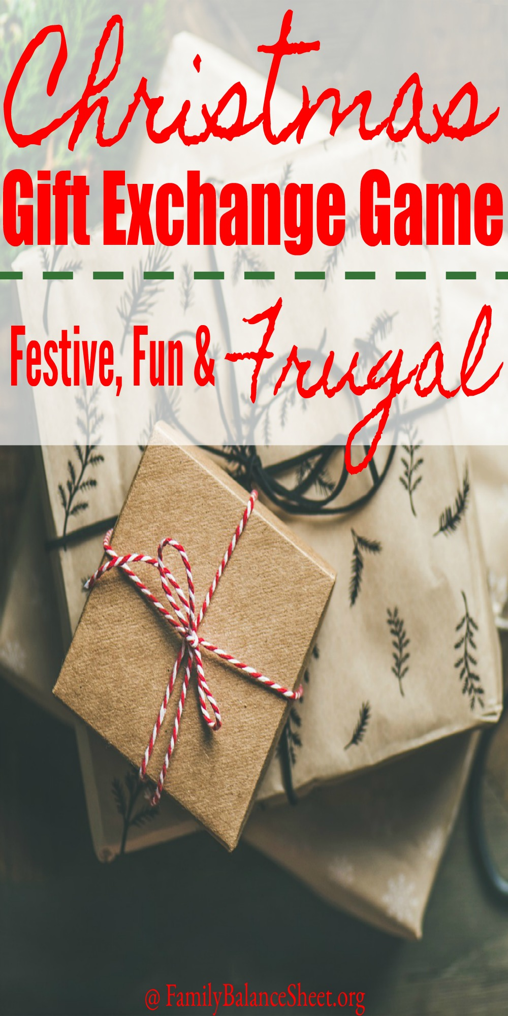 Family christmas party gift exchange ideas for family