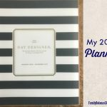My 2018 Planner