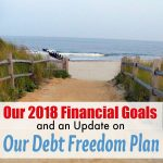 Our 2018 Financial Goals