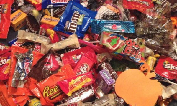 30+ Ways to Use Leftover Halloween Candy