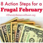 Have yourself a Frugal February!