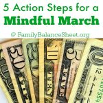 Have a Mindful March!