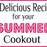 Delicious Summer Cookout Recipes