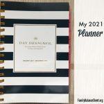 My 2021 Planner